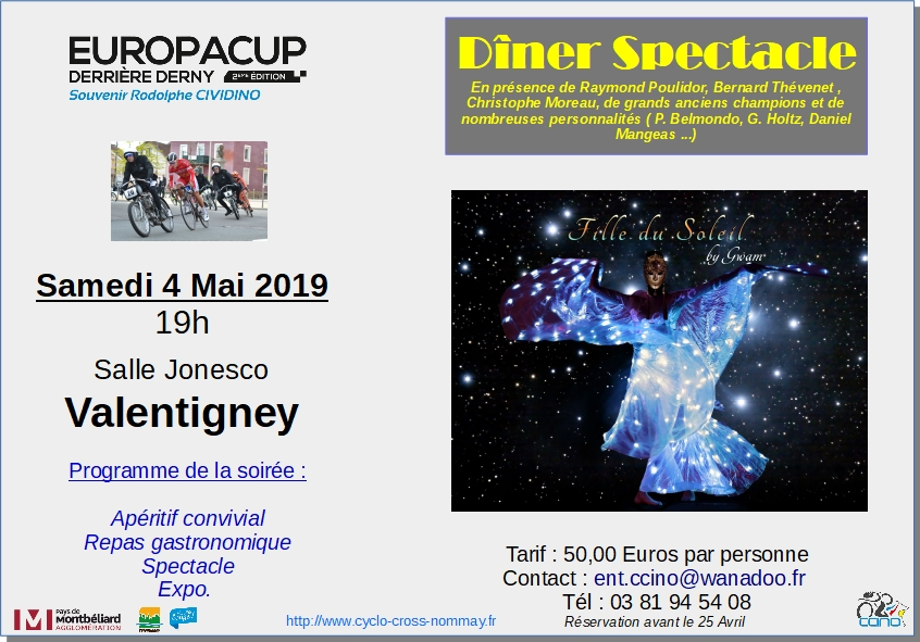flyer soiree europacup